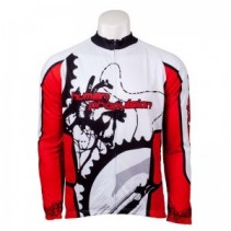 Human Propulsion Long Sleeve Cycling Jersey